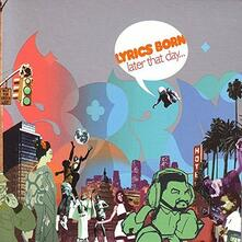 Later That Day - Vinile LP di Lyrics Born