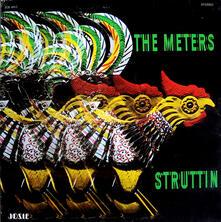 Struttin - Vinile LP di Meters