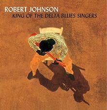King of the Delta Bluessingers - Vinile LP di Robert Johnson