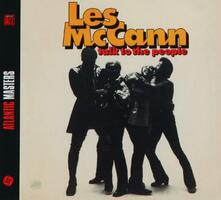Talk to the People - Vinile LP di Les McCann