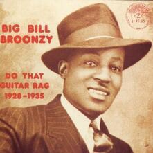 Do That Guitar Rag 1928-1935 - Vinile LP di Big Bill Broonzy
