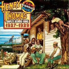 Texas Worried Blues (1927-1929) - Vinile LP di Henry Thomas