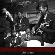 Memphis Jug Band - Vinile LP di Memphis Jug Band
