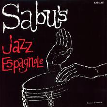 Sabu's Jazz Espagnole - Vinile LP di Sabu Martinez