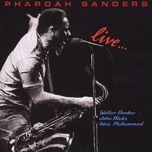 Live - Vinile LP di Pharoah Sanders
