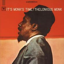 It's Monk Time - Vinile LP di Thelonious Monk