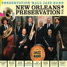New Orleans vol.1 - Vinile LP di Preservation Hall Jazz Band