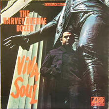 Viva Soul - Vinile LP di Harvey Averne