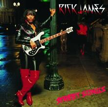 Street Songs - Vinile LP di Rick James