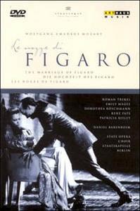 Film Wolfgang Amadeus Mozart. Le nozze di Figaro Stephen Medcalf