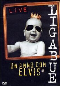 Ligabue. Un anno con Elvis - DVD
