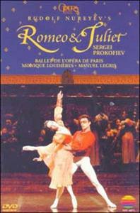 Film Sergei Prokofiev. Giulietta e Romeo