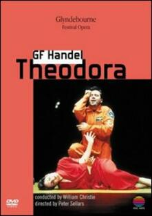 Georg Friedrich Händel. Theodora (DVD) - DVD di Georg Friedrich Händel,Richard Croft