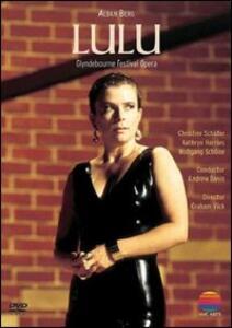Alban Berg. Lulu di Graham Vick - DVD