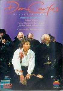 Film Giuseppe Verdi. Don Carlo Luc Bondy