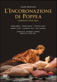 Claudio Monteverdi. L'Incoronazione di Poppea di Peter Hall - DVD