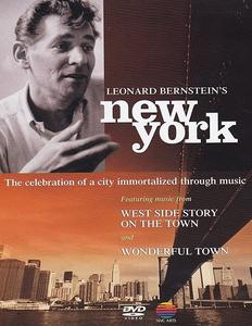 Film Leonard Bernstein. Leonard Bernstein's New York