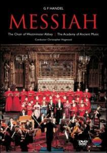 Georg Friedrich Händel. Messiah di Roy Tipping - DVD