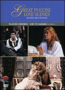 Great Puccini Love Scenes - DVD