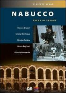 Giuseppe Verdi. Nabucco di Renzo Giacchieri - DVD
