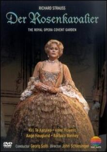 Richard Strauss. Il Cavaliere della Rosa di John Schlesinger - DVD