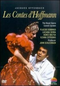 Jacques Offenbach. I Racconti di Hoffmann di John Schlesinger,Brian Large - DVD