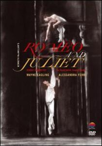 Sergei Prokofiev. Giulietta e Romeo di Colin Nears,Kenneth MacMillan - DVD