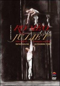 Locandina Sergei Prokofiev. Giulietta e Romeo