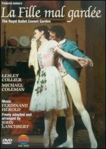Frederick Ashton. La Fille Malgardee - DVD