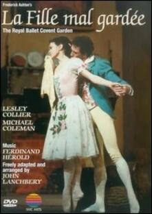 Frederick Ashton. La Fille Malgardee (DVD) - DVD