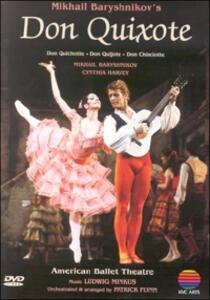 Ludwig Minkus. Don Quixote. Il Matrimonio di Kitri di Brian Large - DVD