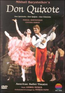 Film Ludwig Minkus. Don Quixote. Il Matrimonio di Kitri Brian Large