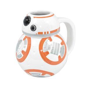 Tazza Star Wars. BB-8 3D in Ceramica - 2