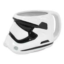 Tazza Star Wars. Stormtrooper 3D in Ceramica