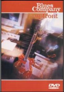 Blues Company. Upfront - DVD