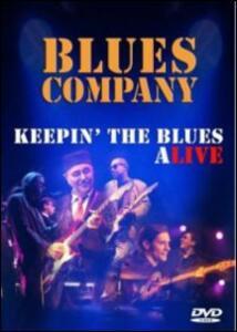 Blues Company. Keepin' the Blues Alive - DVD