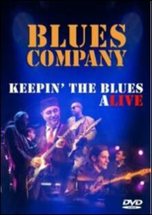Blues Company. Keepin' the Blues Alive - DVD