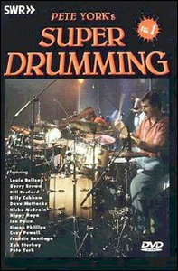 Film Pete York's Super Drumming. Vol. 01 Michael Maschke