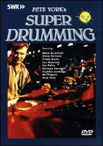 Film Pete York's Super Drumming. Vol. 02