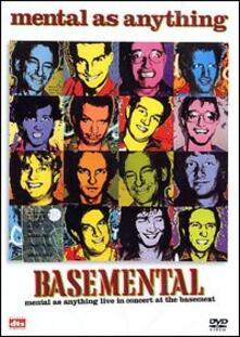 Mental As Anything. Basemental - DVD