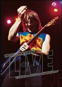 Film Steve Morse. Live in Baden-Baden