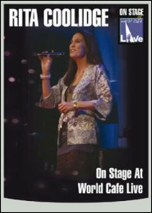 Film Rita Coolidge. On Stage At World Cafe Live