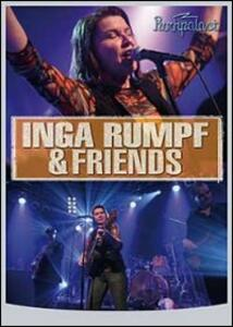 Inga Rumpf & Friends. At Rockpalast - DVD