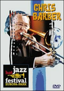 Film Chris Barber. The Big Chris Barber Band. Hot Jazz Festival Europa-Park