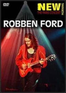 Robben Ford. The Paris Concert - DVD