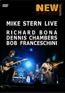 Film Mike Stern Live. The Paris Concert