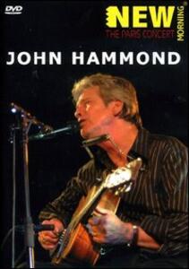 John Hammond. The Paris Concert - DVD