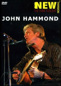 Film John Hammond. The Paris Concert