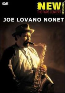 Film Joe Lovano. The Paris Concert