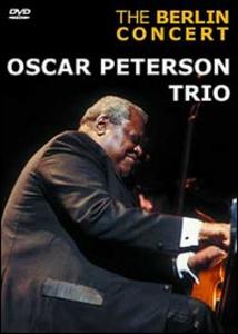 Film Oscar Peterson. The Berlin Concert